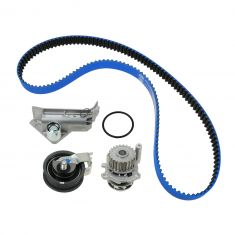 00-05 VW Jetta w/1.8L HP Timing Belt & Component Kit w/Water Pump (4 Piece) (Gates)