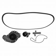 05-10 Chrysler Dodge Multifit V6 3.5LTiming Belt Kit with Water Pump (Gates)