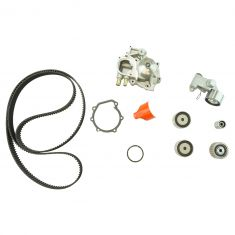 08-13 Subaru Forester; 08-14 Impreza Timing Belt & Component Kit w/Water Pump (7 Piece) (Gates)