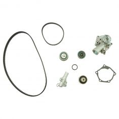 06-07 Eclipse; 04-06 Galant, Lancer, Outlander Timing Belt & Comp Kit w/Water Pump (7 Piece) (Gates)