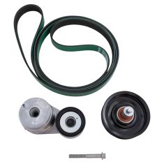 03-10 Dodge, 11-12 Ram 2500-5500 PU w/5.9L, 6.7L (3 Component) Accessory Belt Drive Kit (Gates)