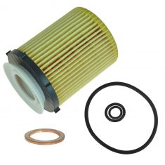 14-15 Mercedes Benz CLA45AMG, CLA250 Engine Oil Filter Cartridge Kit & Seal (Mercedes Benz)