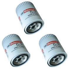 50-01 Ford, Lincoln, Mercury Multifit Engine Oil Filter FL1A (Set of 3) (Ford)