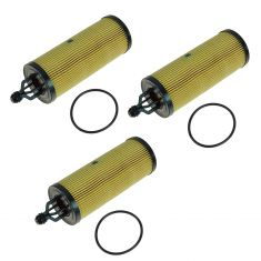 14-15 Chrysler, Dodge, Jeep, Ram Multifit w/3.6L Pentastar Engine Oil Filter (Set of 3) (Mopar)