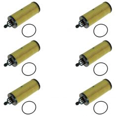 14-15 Chrysler, Dodge, Jeep, Ram Multifit w/3.6L Pentastar Engine Oil Filter (Set of 6) (Mopar)
