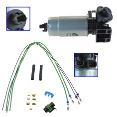 05-07 Jeep Liberty w/2.8L Turbo Diesel Fuel Filter Water Separator with Harness (Mopar)