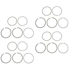99-13 Volvo 4-6 Cyl Std Piston Ring Set of 4 (Volvo)
