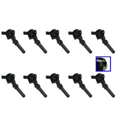 Ignition Coil (SET of 10)