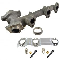 94-96 Regal 3.1L Exhaust Manifold & Gasket Install Kit RH (Rear - Firewall Side)