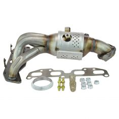02-06 Nissan Altima Sentra 2.5L Exhaust Manifold w/Catalytic Convertor