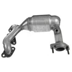 Exhaust Manifold with Catalytic Converter