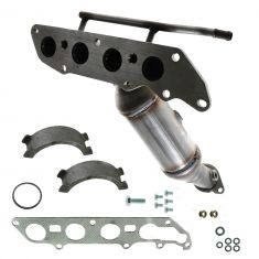 03-04 Ford Focus 2.3L DOHC (PZEV); 05-06 Focus 2.0L DOHC (PZEV) Exhaust Man w/Cat & Gasket Kit RH