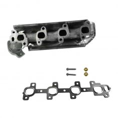 06-07 Jeep Commander; 05-07 Grand Cherokee w/4.7L Exhaust Manifold w/Install Kit LH