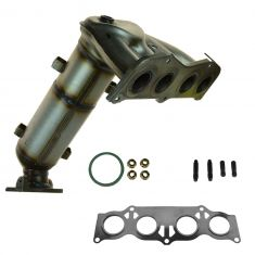 07-11 Toyota Camry Hybrid w/2.4L Exhaust Manifold w/Integrated Cat Convertor & Install Kit