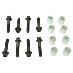 03-07 Ford F250SD-F550SD; 03-05 Excursion;  04-10 E350, E450 w/6.0L Exh Man Hardware Kit LH = RH