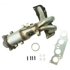 06-08 Toyota Rav4; 08-15 Scion xB w/2.4L Exhaust Manifold w/Integral Catalytic Converter w/Gsket Kit