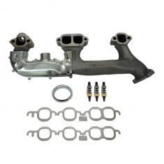 88-95 C/K 305/350 Exh Manifold w/air & Gasket Kit RH (Dorman)