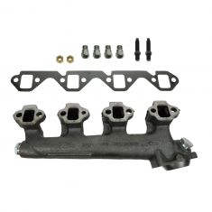 88-96 Ford 351 5.8L Exh Manifold & Gasket Kit RH (Dorman)