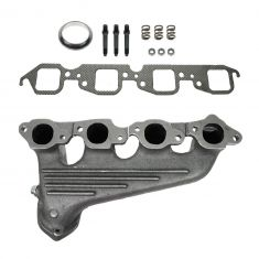 89-98 GM Multifit 366 427 Exh Manifold & Gasket Kit LH (Dorman)