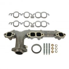 80-86 Buick, Chevy, Olds, Pontiac Multifit 4.4, 5.0, 5.7 Exhaust Manifold LH (Dorman)
