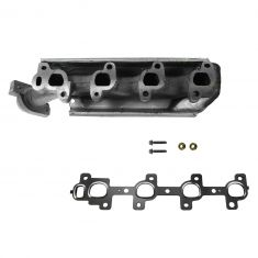 00-08 Dodge Dakota, Durango 4.7L; 02-07 Ram PU 4.7L; 03 Ram 5.7L, Exh Man w/Install Kit LH (Dorman)