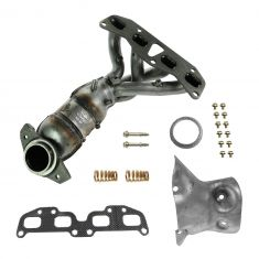 05-06 NIssan Altima; 06 Sentra w/2.5L Exhaust Man w/Integral Catalytic Converter & Gsket Install Kit