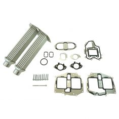 11-17 F250SD-F550SD; 16-17 F650, F750 w/6.7L Dsl (w/BC3Z-9V425-A Cooler) EGR Cooler Upgrade Kit (DM)