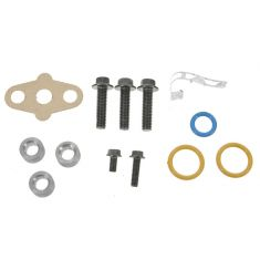 EGR Valve Cooler Gasket & Hardware Kit