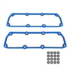 01-04 Chrysler Mini Van w/ 3.3L, 3.8L Valve Cover Gasket Set w/Grommets
