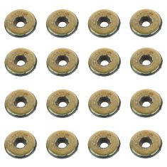 96-02 4Runner; 95-98 T100; 95-04 Tacoma; 00-04 Tundra w/3.4L Valve Cover Bolts Grommet Set