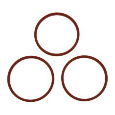 Engine Oil Cooler Adapter Seals (Set of 3)