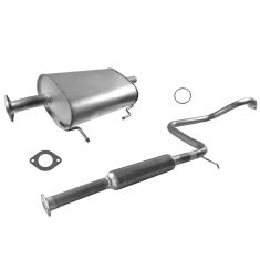 95-96, 99 Nissan Maxima; 96,99 Infiniti Cat Back Exhaust System