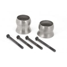 Exhaust Spacer Kit, 12-14 Jeep Wrangler (JK)