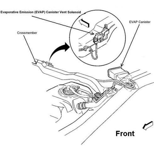 a95ef0027f6b4381a31f9cf1dabc36ed_490 chevy s10 pickup evaporative (evap) emission control system parts,Fuse Box Diagram On A 1985 Chevy S10 Pickup
