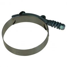 99-14 F250SD-F550SD; 00-05 Excrsion w/6.0L, 6.4L, 6.7L, 7.3L Turbo Diesel Inlet Duct Hose Clamp (FD)