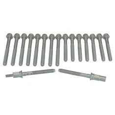 96-09 GM Multifit 3.1L 3.4L 3.5L Cylinder Head Bolt Set