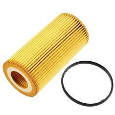 05-13 Audi, Volkswagen Multifit w/2.0L, 2.5L Engine Oil Filter Cartridge