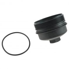 05-10 Ford F250 F350 Super Duty Diesel Oil Filter Cap (Motorcraft)