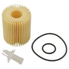 06-15 Lexus; 05-15 Toyota Multifit Engine Oil Filter Cartridge Kit (Toyota)