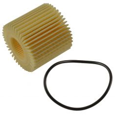 11-15 CT200h; 09-15 Corolla, Matrix, Prius; 08-14 Scion xD Engine Oil Filter Cartridge Kit (Toyota)