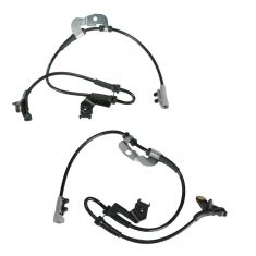 ABS Sensor and Harness Front Pair