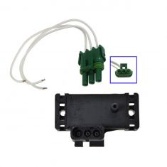 Map Sensor (3.0 Bar) with Plug & Pigtail for