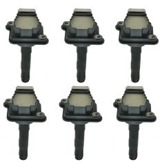00-04 Audi Multifit 6 Cyl Ignition Coil (SET of 6)