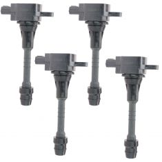 02-06 Nissan Sentra 1.8L Ignition Coil (SET of 4)