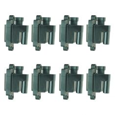 99-07 Buick Cadillac Chevy Hummer Isuzu Ignition Coil (Square Style) (SET of 8)