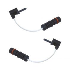 73-04 Mercedes Benz Mutlifit Disc Brake Pad Electronic Wear Sensor PAIR