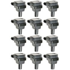1996-02 Mercedes Benz CL, E. S Class Ignition Coil Set of 12