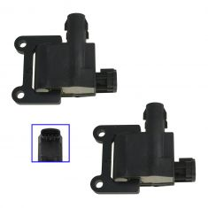 97-02 Toyota Multifit 2.0L 2.2L 2.4L 2.7L Ignition Coil PAIR