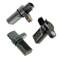 Nissan Infiniti Crankshaft & Camshaft Position Sensor Kit (3 Piece)