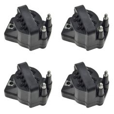 AC DELCO Ignition Coil D555 (Set of 4)